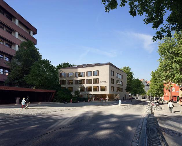 - School in Landshut -