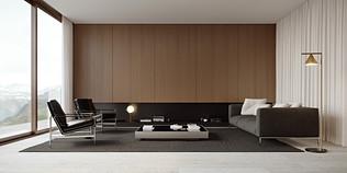 - Modern interior -