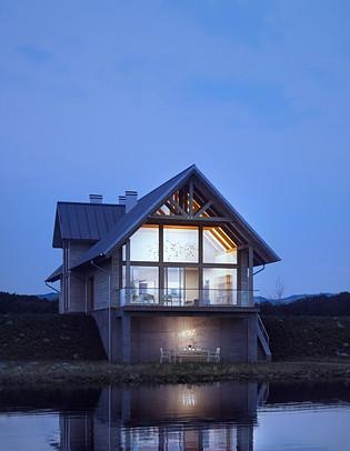 - Lake house -