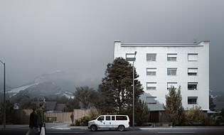 - House in Switzerland -