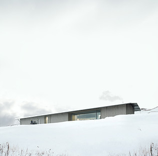 - Winter house -