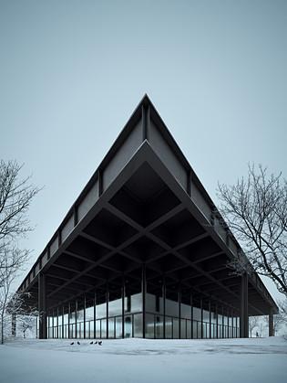 - National Gallery in Berlin -