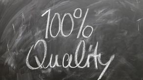 A qualidade é essência da natureza. Como está o seu nível de qualidade?