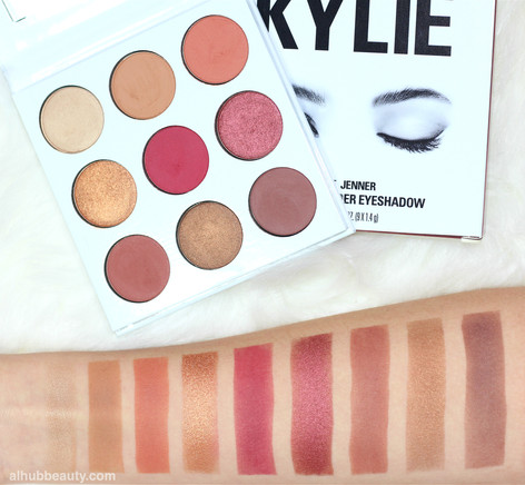 Is this a perfect palette for Autumn!?