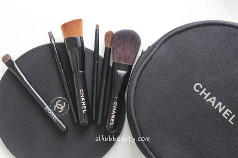 Chanel Les Mini De Chanel Collection Of 6 Mini Brush Se