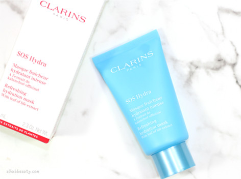 Clarins SOS Hydra Mask Review