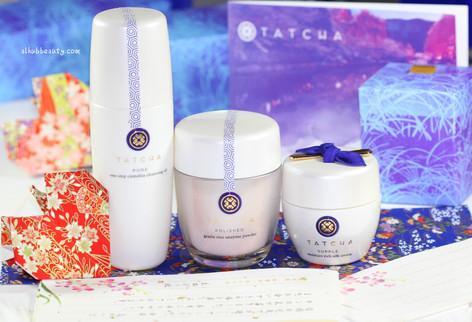 Tatcha Skin Care Review