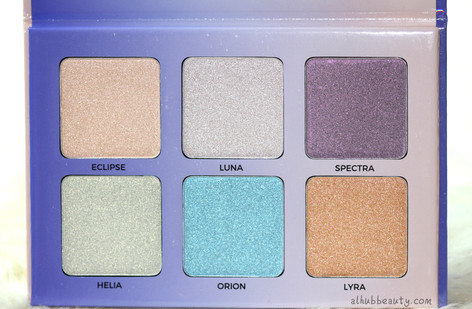 *Anastasia Beverly Hill Aurora Glow Kit Swatches and Review