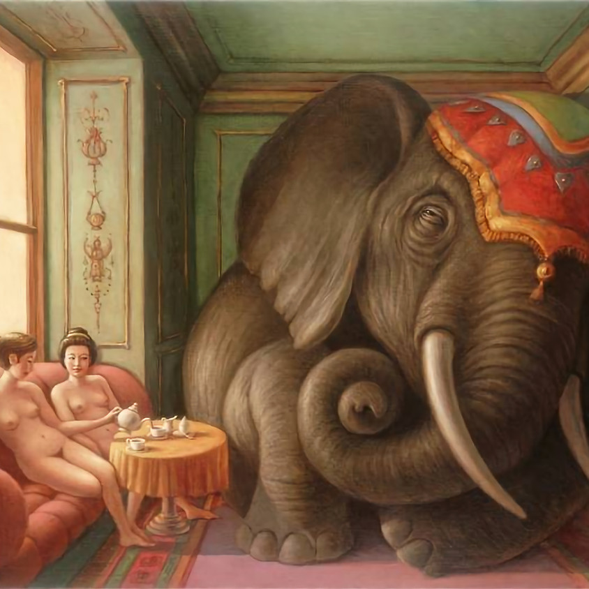 The Elephant In The Room Workshop