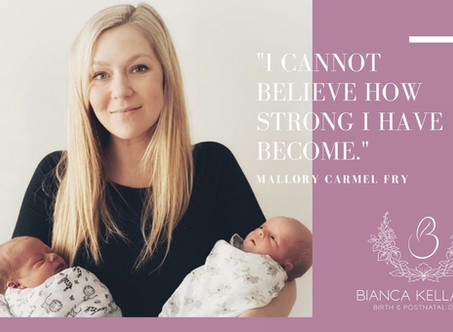 """""""I cannot believe how strong I have become...."""" - Mallory Carmel Fry - #MotherMuse"""