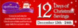 Lindas Hallmark Facebook Cover - 12 Days