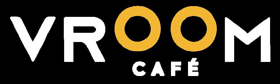 vroom cafe logo