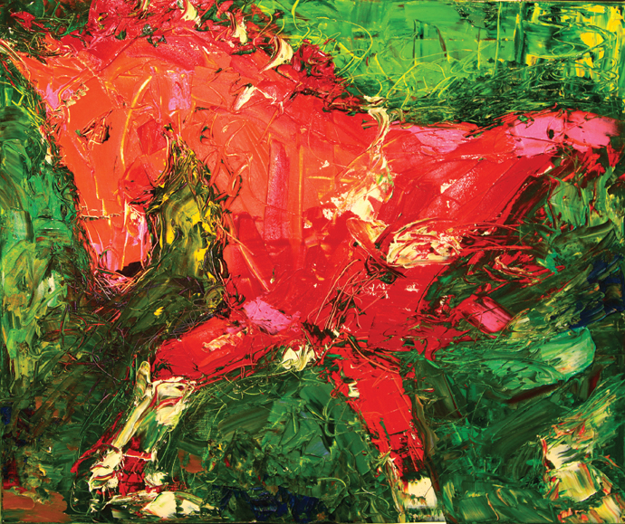 red horse  비매품 (非賣品)