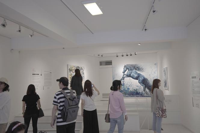 2019 레나손개인전