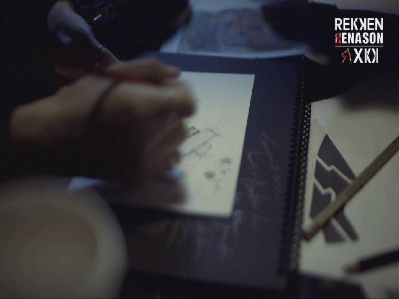 RENASONXREKKEN-rough sketch3