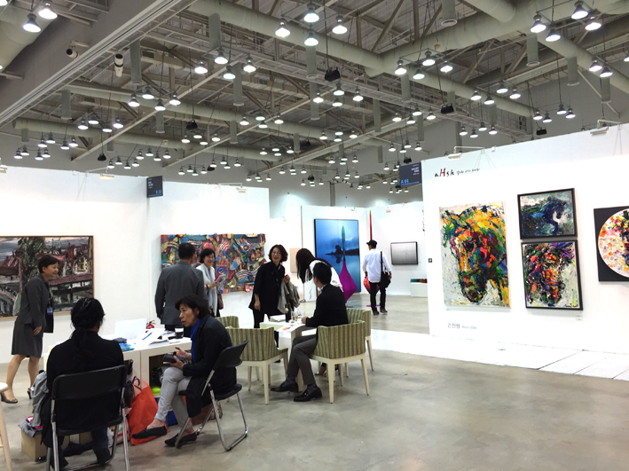 ARTSHOW BUSAN EXHIBITION 2015