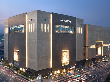 현대백화점 판교점 - 갤러리 앤아트 본사 삼청동 X 손진형작가