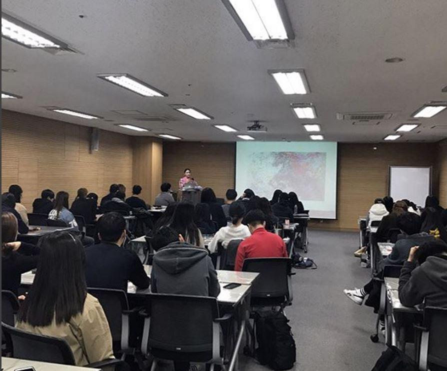 2017드림그림장학프로젝트 아트멘토 강연
