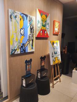 2020년 1월 앤아트갤러리