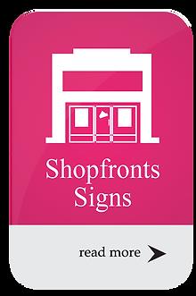 Shopfront & Retail Signs
