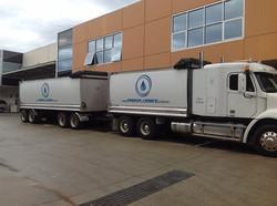 Truck-wrap