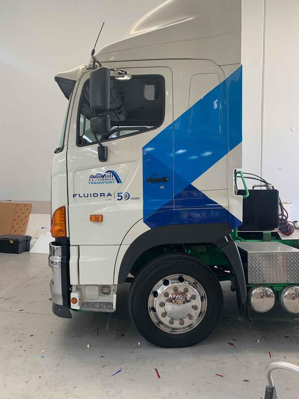 Truck-graphics