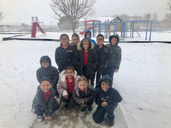 3rd grade snow pic2