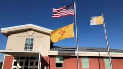 Front of school 2