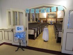 Water Altar Installation
