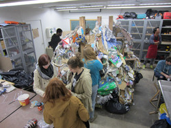 UWM Visiting Artist led project