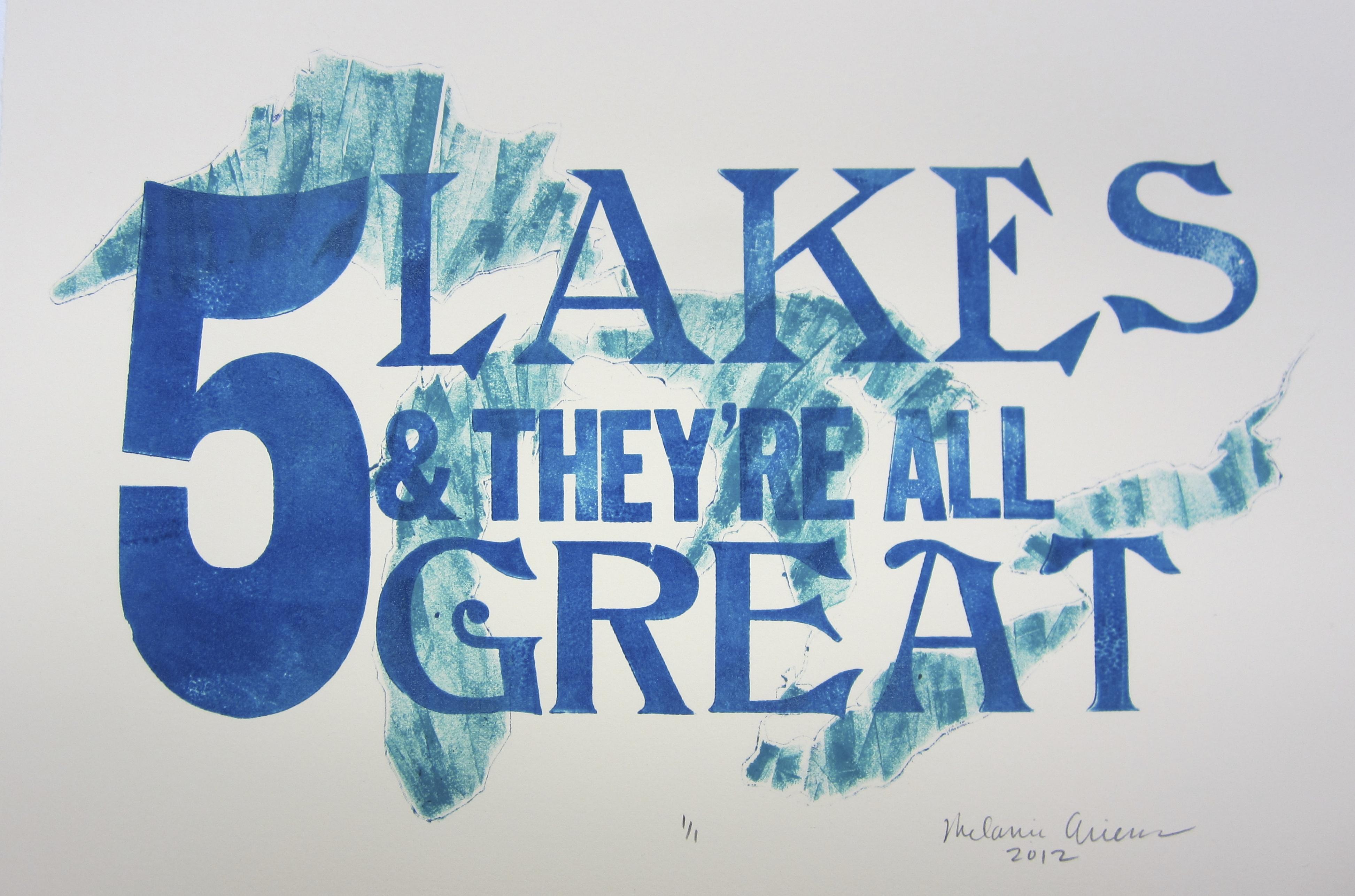 5 Lakes