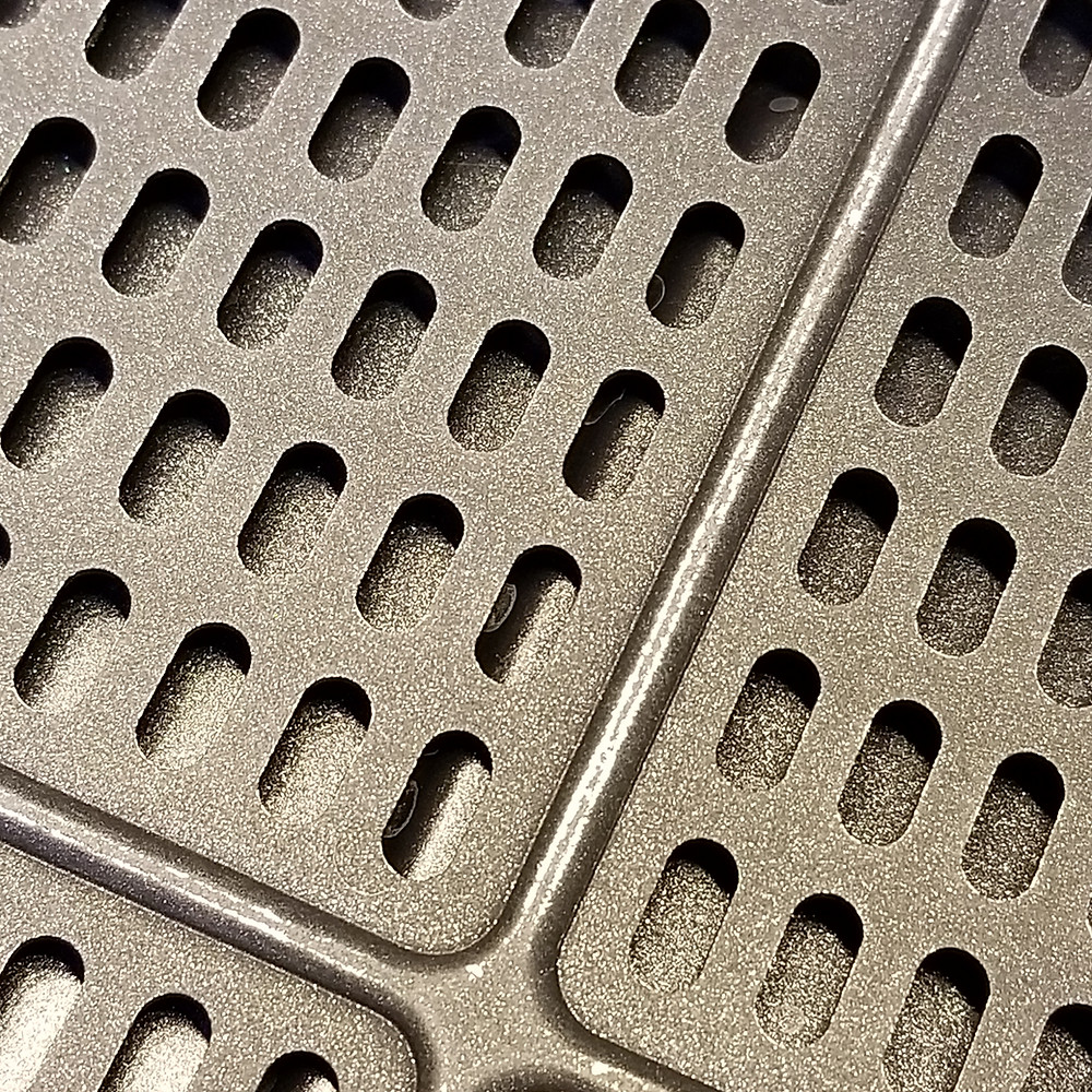 Non-stick Coating coming off air fryer basket.