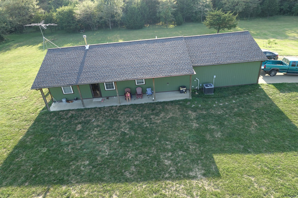 Our brand new roof!