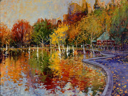 Conservatory Waters - Fall