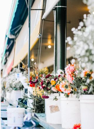 Afternoon Flowers - Pike Place Market - Seattle, WA