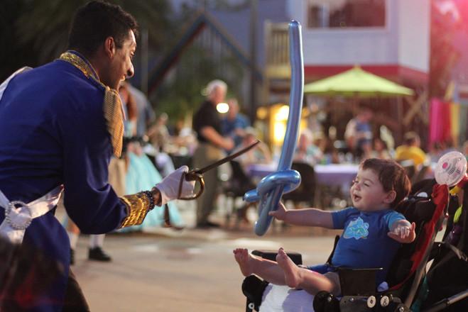 Village Magic - Give Kids The World Village- Orlando, FL
