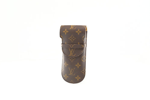 Louis Vuitton Glasses Case in Monogram Canvas