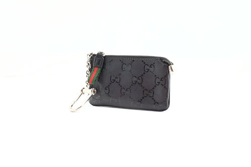 Gucci Key Case in Supreme Canvas
