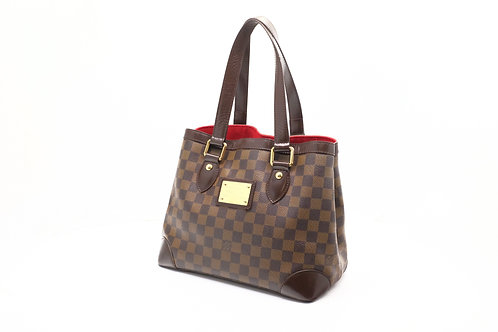 Louis Vuitton Hampstead PM in Damier Ebene Canvas