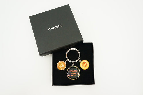 Chanel Rouge Coco Novelty Key Charm