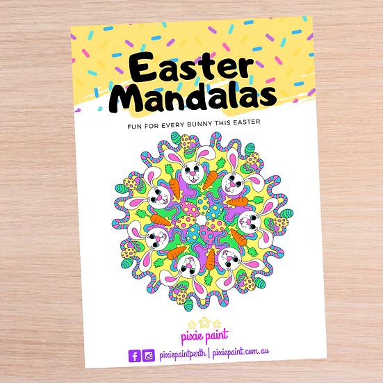 Easter Mandalas