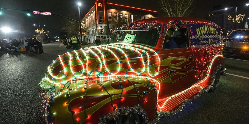 Tuscaloosa 200 Birthday Party & Holiday Parade