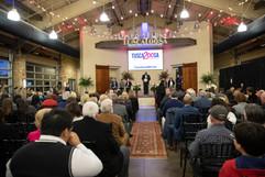 Tuscaloosa Bicentennial Launch Ceremony