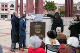 Bicentennial Square Plaque Unveiled