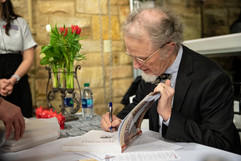 """Guy Hubbs signing """"Tuscaloosa - 200 Years in the Making"""""""