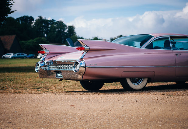 Classic Pink Coupe de Ville