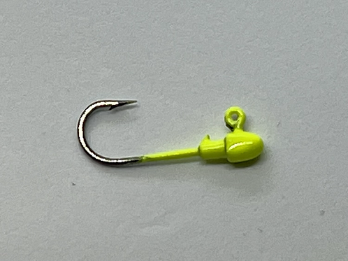 Lil Freaky Head (8 pack Chartreuse) 1/64