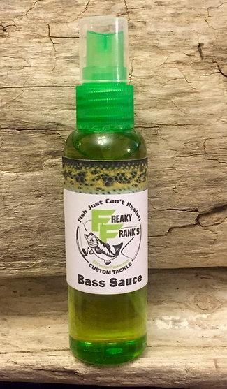 Frank's Bass Sauce
