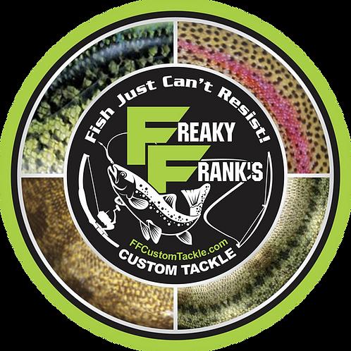 Freaky Frank's Fish Grand Slam Logo