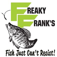 Freaky Franks Crappie Fish Just Cant Res